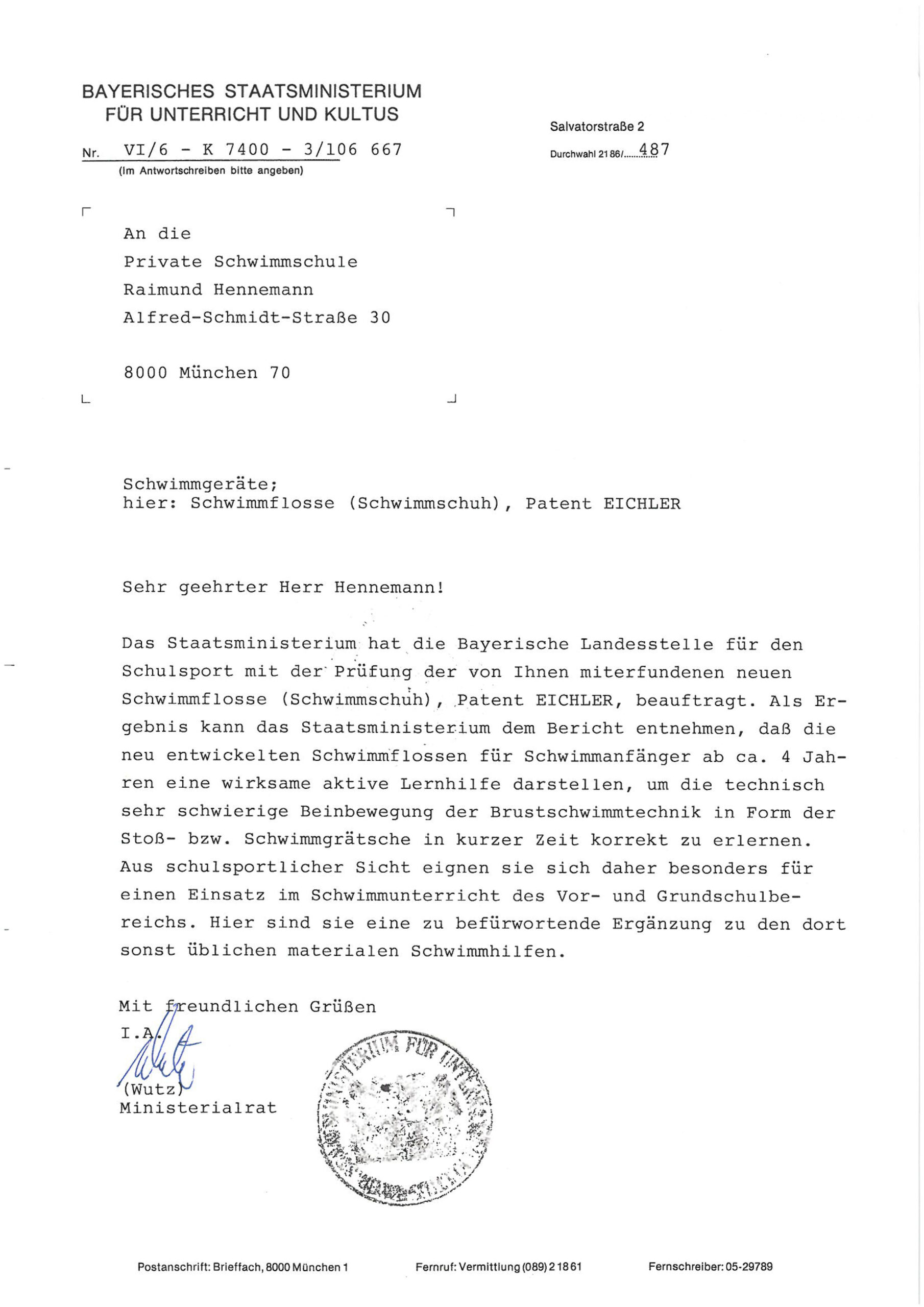 KUMI_1988_Beurteilung